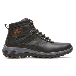 Cold Springs Plus Plain Toe Boot 2, BLACK LEATHER