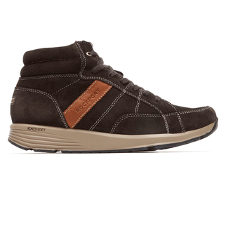 truStride Lace to Toe Chukka in Brown