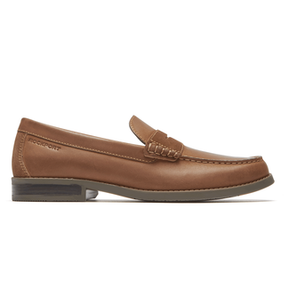 Cayleb Penny Loafer , TOBACCO LE