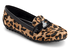 Jackie Penny Loafer - Women's Leopard Loafers
