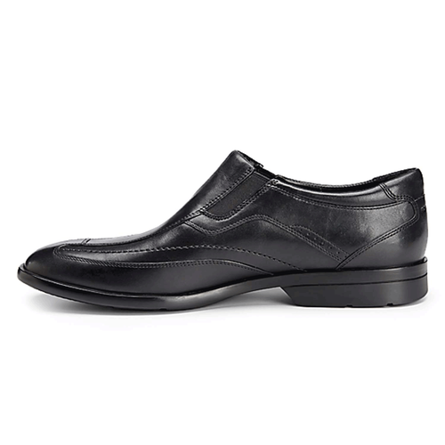 Business Lite Slip On - Men's Black Dress Shoes