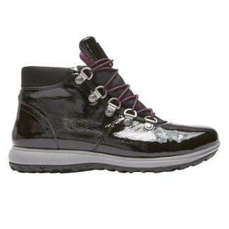 XCS Britt Alpine Waterproof Low Boot, BLACK