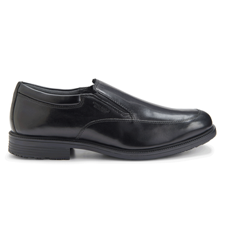 Lead the Pack Waterproof Slip On in Black