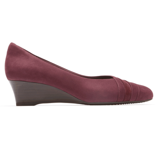 Total MotionCalanthe Layer Wedge in Purple