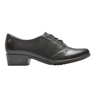 Cobb Hill Gratasha Oxford, BLACK LTHR