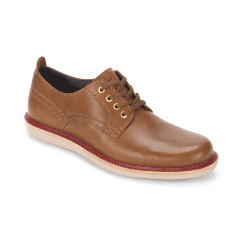 Eastern Parkway Plaintoe Low, Men's Chili Casual Shoes