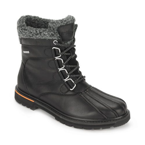 Trailbreaker Alpine Waterproof Duck Boot Men's Boots in Black