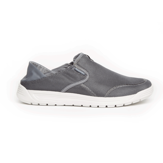 Randle Mesh Slip-On Comfortable Men's Shoes in Grey