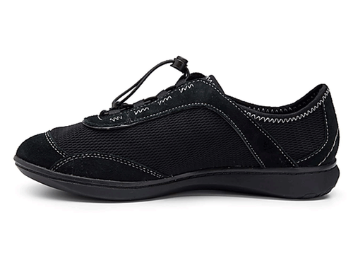 Yezenia Bungee Women's Casual Shoes in Black