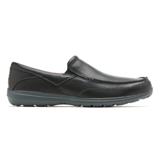 Modern Adventure Slip On, BLACK
