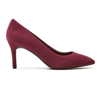 Total Motion Pointed Toe PumpRockport Women's Purple Total Motion Pointed Toe Pump