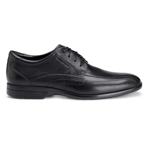 Business Lite Bike FrontBusiness Lite Bike Front - Men's Black Dress Shoes