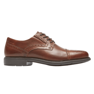 Total Motion Classic Dress Cap Toe, NEW BROWN