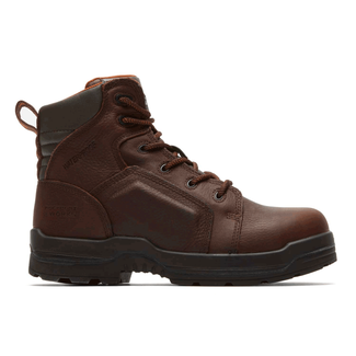 More Energy Lace to Toe Work Boots  Rockport  in Brown