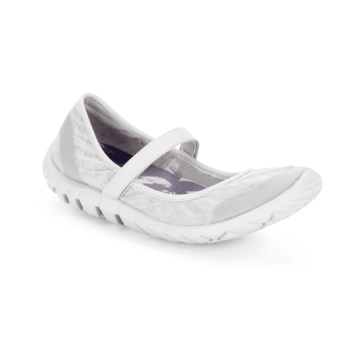 truWALKzero Mary Jane Women's Walking Shoes in Grey