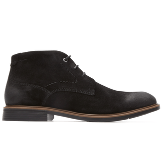 Classic Break Chukka in Black