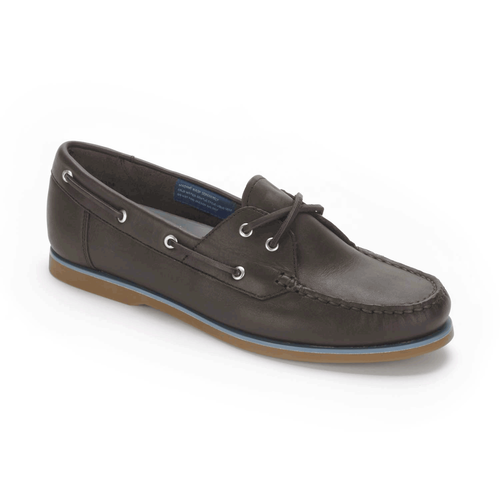 Bonnie Low Boat Shoe Women's Boat Shoes in Brown
