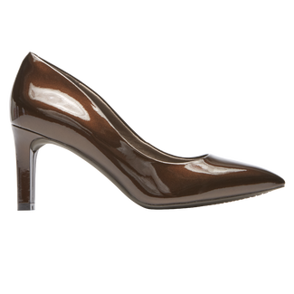 Total Motion Valerie Luxe Pump, BRONZO PEARL PATENT