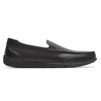 Bennett Lane IIII Venetian Comfortable Men's Shoes in Black
