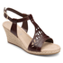 Emily Laser Cut T-StrapEmily Laser Cut T-Strap - Women's Sandals