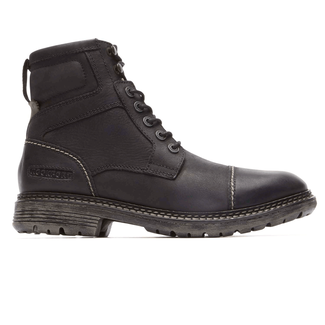 Urban Retreat Inside Zip Boot in Black