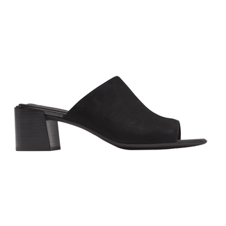 Total Motion Alaina Mule , BLACK