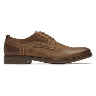 Wynstin Plain Toe, TOBACCO