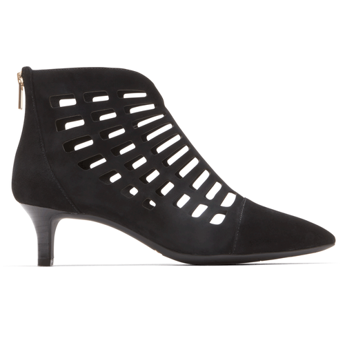Total MotionKalila Cutout Shootie in Black