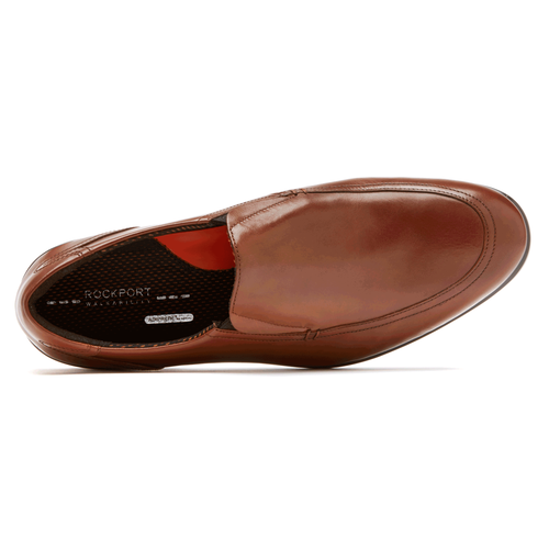 Total Motion Slip On Men's Slip on Shoes in Brown