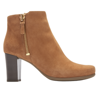 Total Motion Trixie Bootie 2, COCONUT SUEDE