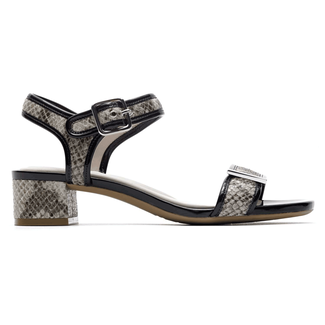 Total Motion Quarter Strap SandalRockport Women's Exotic Total Motion Quarter Strap Sandal