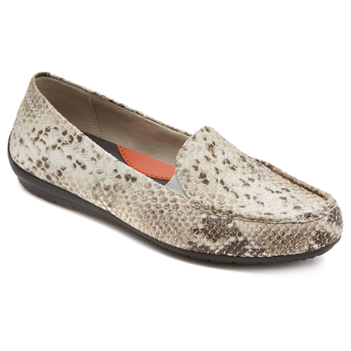 Total Motion Driving Moc Women's Driving Shoes in Exotic