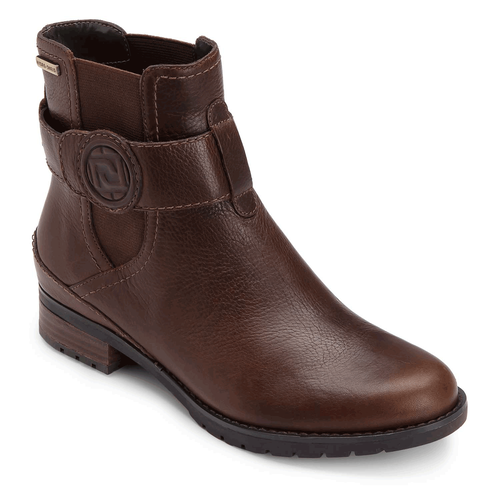 Tristina Chelsea Women's Boots in Brown