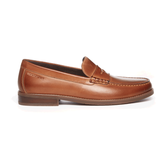 Cayleb Penny Loafer , COGNAC
