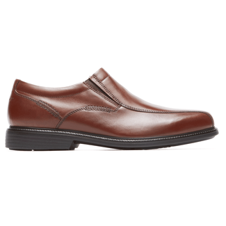 Charles Road Slip On in Brown