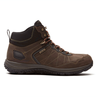 WALK360 Trail  MidRockport Men's Dark Brown WALK360 Trail Mid