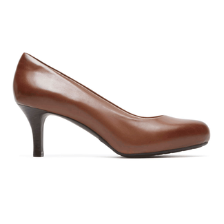 Rockport Seven to 7 Low Pump - Women's Brown Heels