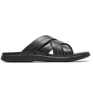 DresSports Multi Strap Sandal in Black