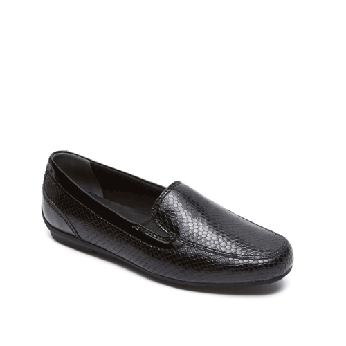 Total Motion Flat Moc in Black