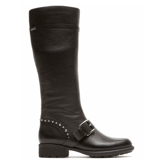 First St. Strap Boot - Women's Black Boots