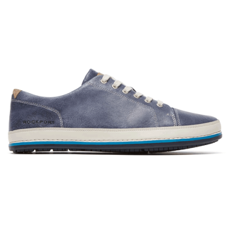 Harbor Point Lace to ToeRockport Men's Navy Harbor Point Lace to Toe