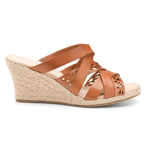 Emily Laser Cut SlideEmily Laser Cut Slide - Women's Sandals