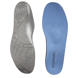 Men's Casual Insole Posted Supported, BLUE