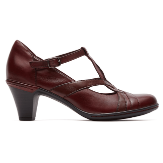 Cobb Hill® by Rockport® Marilyn T-Strap Pump