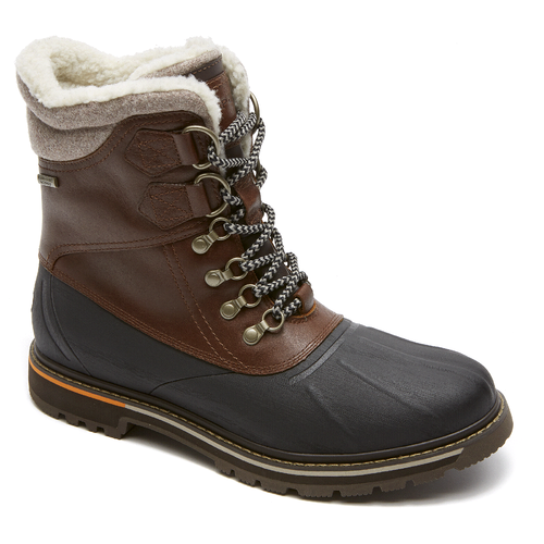 Trailbreaker Waterproof Duck Boot Men's Boots in Brown