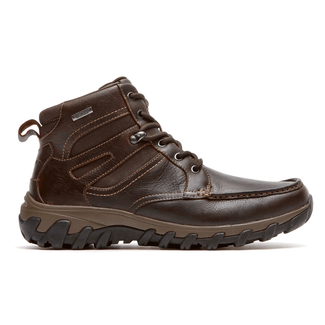 Cold Springs Plus High Moc Boot in Brown