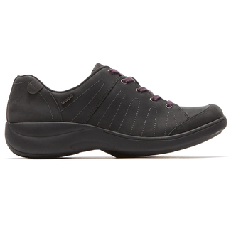 REVlite REVSavor Lace-Up in Black