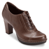 Anevia Oxford Women's Heels in Brown