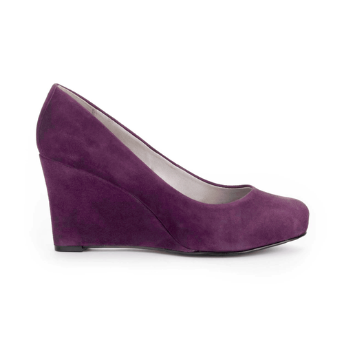 Seven to 7 Pump, Women's Purple Heels