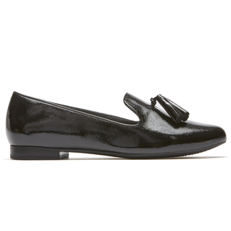 Total Motion Tavia Loafer, BLACK PATENT